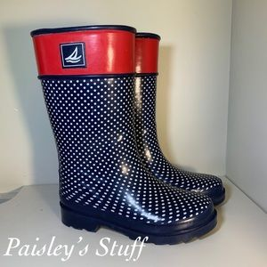 Sperry Top Sider Rain Boot